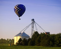 Balloon and Silos
