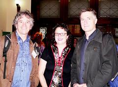 Adrian Hyland, Angela Savage & Garry Disher