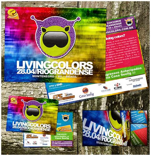 flyers festa living colors bruno lorenz