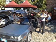 Raduno DeLorean a Montegridolfo/24