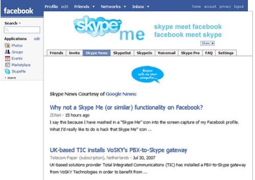 skypeme in facebook(2)