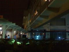 Greenbelt at night