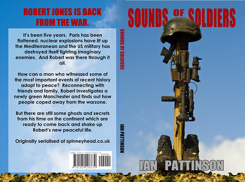 Sounds of Soldiers full wrap cover