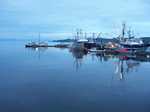 Port Hardy, Vancouver Island