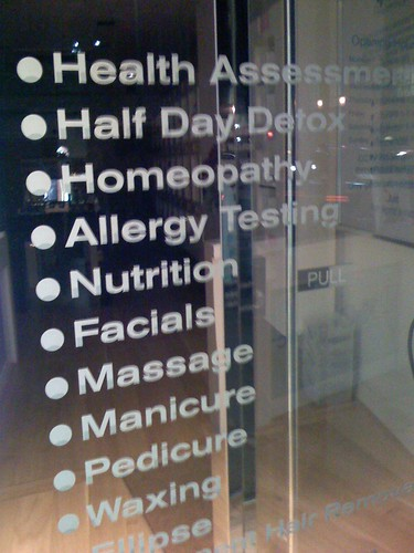 homeopathy madness along the kensington high s...