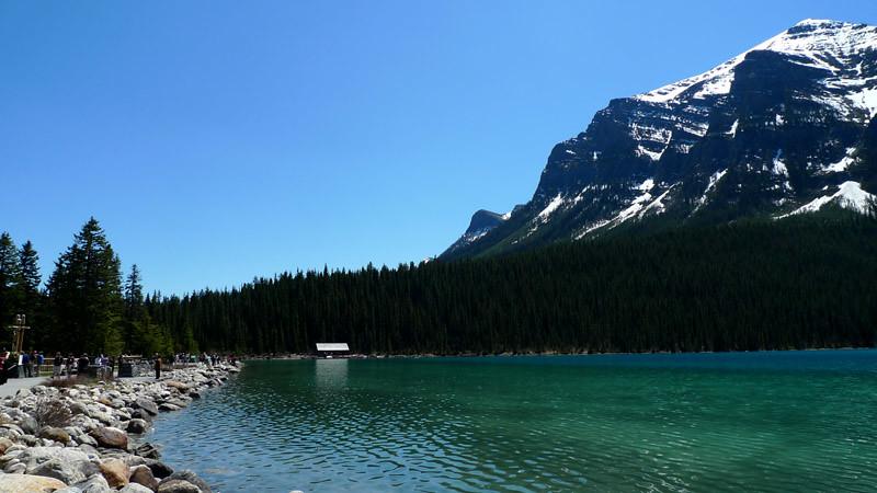 Lake Louise Guard
