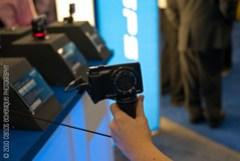 Casio FS1000 Camera - Front