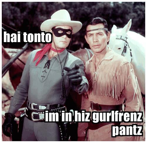 LOL Lone Ranger