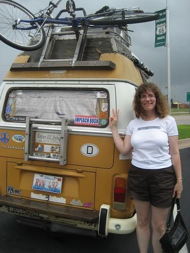 Bob Waldmire's Microbus