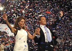Schwarzenegger wird Gouverneur in Kalifornien