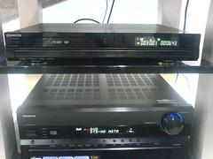 Onkyo 875 & Denon HD-Player