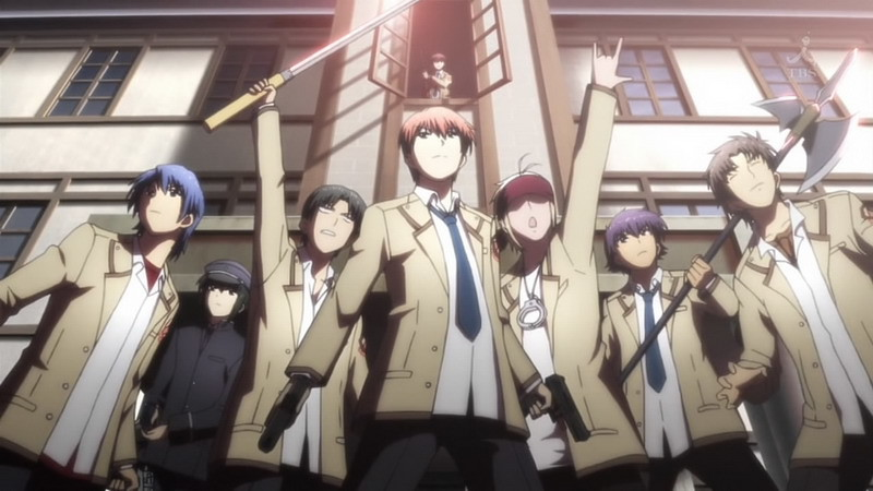 Angel Beats! Episode 12 - 12