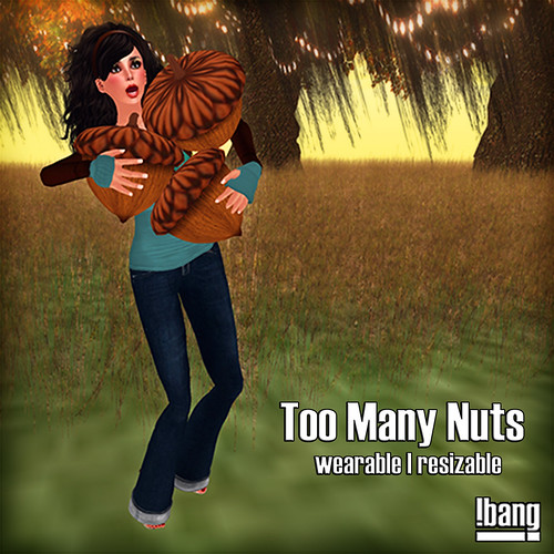 !bang - too many nuts