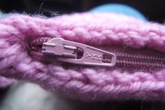 Quinn: zipper