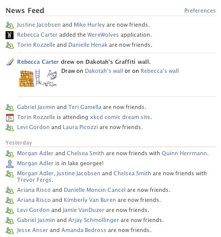 Facebooks News Feed