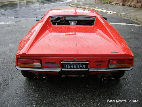 De Tomaso Pantera GTS 1974