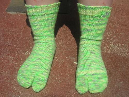 Gimlet Socks