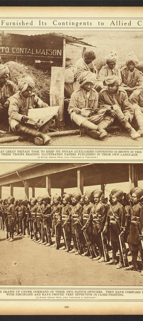 Indian Troops