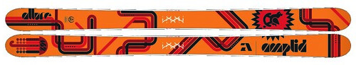 Amplid Allure Skis 2008