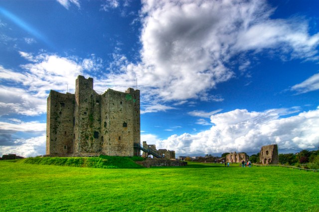 Trim Castle by Anna & Michal, on Flickr