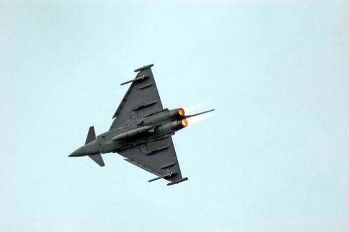 Eurofighter Typhoon 5
