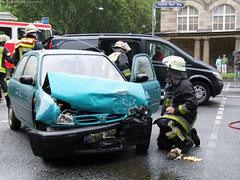 Verkehrsunfall Wilhelmstr. 29.07.07