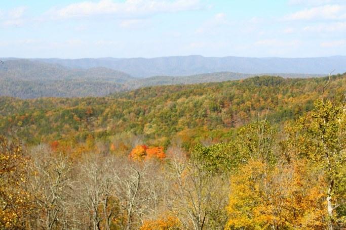 Appalachia afternoon
