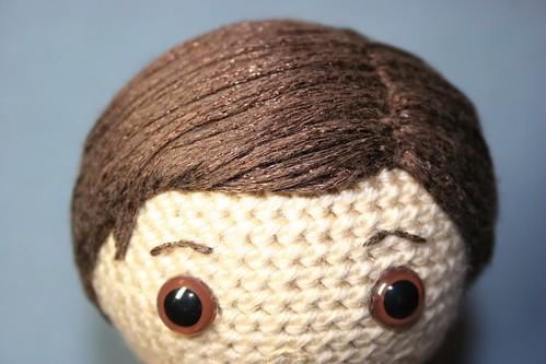 Amigurumi Hair Boy : Amigurumi hair tutorial Owly