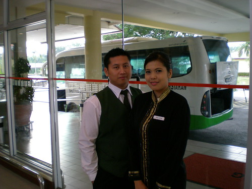 Concorde INN KLIA - concierges