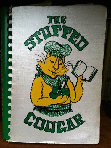 The Stuffed Cougar