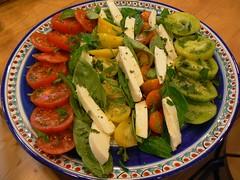 tomato platter