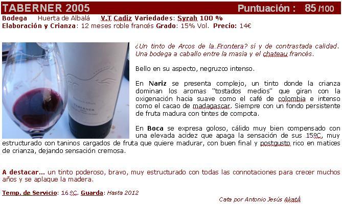 Taberner2005