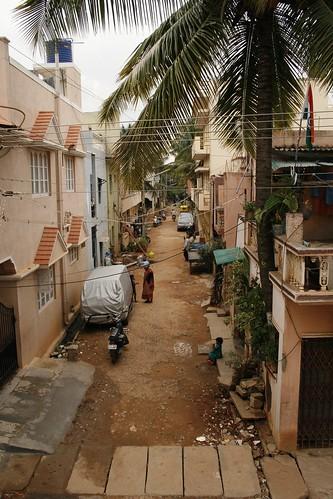 Bangalore street