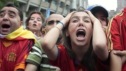 España 0 - Suiza 1