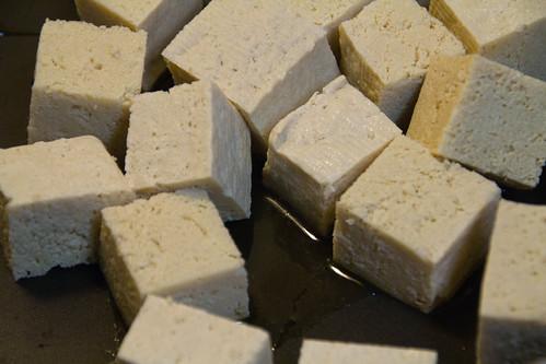 Raw Tofu