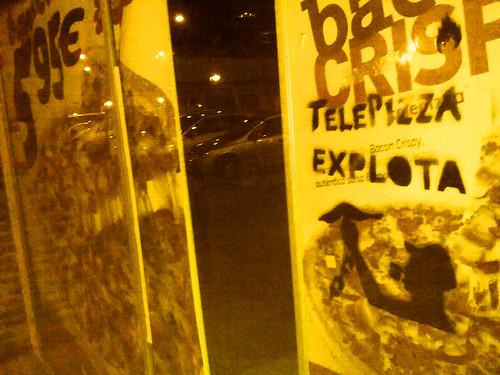 Telepizza Explota