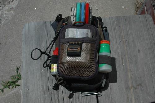 San Juan Vertical Chest Pack