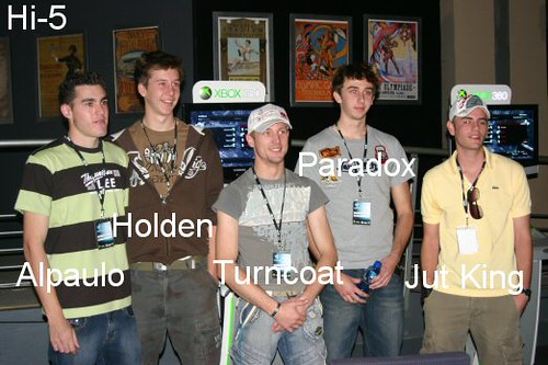 Hi-5 GOW finalists
