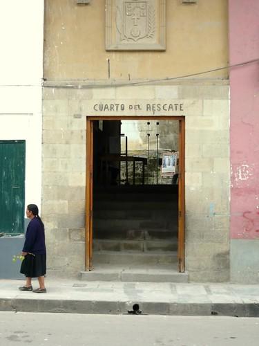 Cuarto del rescate II (by morrissey)
