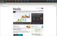 meego chromium browser