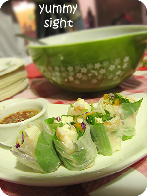 FF - Vietnamese roll