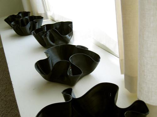Record bowls.