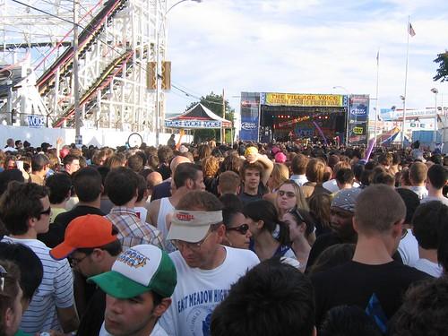 MIA Crowd