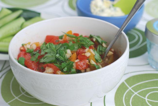 tomatosalsa
