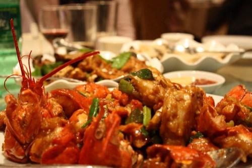 Jade Asian - Lobster