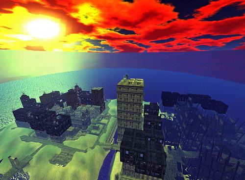 Midian City