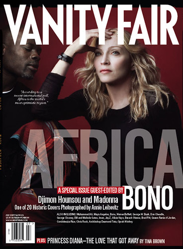 Vanity Fair July 2007