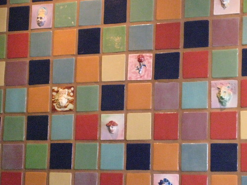 Tile Wall at the Flying Star