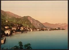 [Menaggio, general view, Lake Como, Italy] (LOC)
