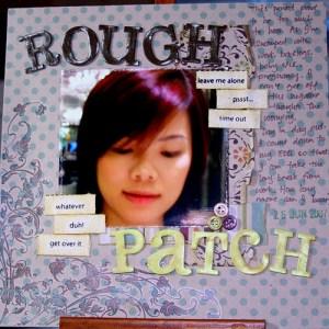 rough patch